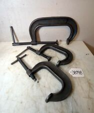 1 Lot of  C Clamps (Inv.38998)