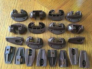 10 x Kenlin Rite-Trak II Drawer Guide Glide 168, Stop, also Wx, USPS track #