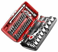 """Facom R360nano.pg Coffret Compact de serrage 1 4"""" avec Set vissage 38 outils"""
