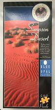 Simpson Desert, Australian Panoramas - 500 Piece Jigsaw by Peter Lik