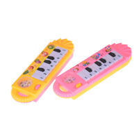 Popular Mini Plastic Electronic Keyboard Piano Kid Toy Musical Instrument FT