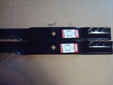 """Replaces  MTD 42"""" GATOR Mulching Blades Troy Bilt Yard Mach 742-0616 742-0656"""