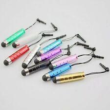 10 Farben Stylus Pen Eingabe-Stift für Apple iPhone 4S 4G 3G 3GS iPod iPad 2
