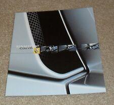 Renault Sport Clio V6 Brochure 2001 - Renaultsport Clio V6 Mk1