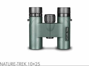 Hawke 10x25 Nature Trek Waterproof Binoculars and Case *LIFETIME WARRANTY* 35053
