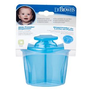Dr Browns Milk Powder Dispenser – Blue