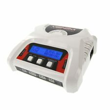 Venom 2S 3S 4S AC/DC RC Dual 2 Cell LiPo Battery Balance Charger with LCD 0683