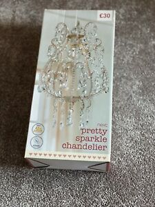NEXT pretty Sparkle Chandelier