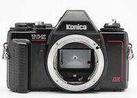Konica TC-X Body Gehäuse SLR Kamera analoge Spiegelreflexkamera