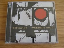 CD Double: Tangerine Dream : Booster VII (Vol 7) : Sealed