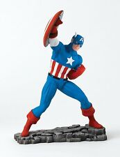 Marvel Captain America Comic Book Hero Figurine
