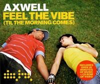 Axwell - Feel the Vibe (6 trk CD + Video)