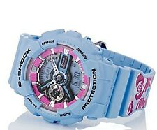 GMA-S110F-2A Blue Resin Women G-shock S Series Unisex Watch Casio 200m