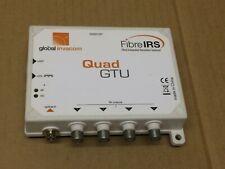 More details for global invacom fibrelrs quad gtu d000187 (0219)