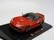 Ferrari 599XX No.3 rot/schwarz  Hot Wheels Elite T6263 Neu in OVP 1/43
