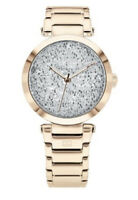 Tommy Hilfiger Women's Carnation Gold-Tone Stainless  Watch 32mm 1782014