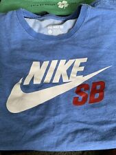 Nike Pidgin Orange Obey Dark Seas Roark Hurley Surf T-Shirts Lot Of 7 Size Large