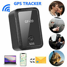 GF09 Mini Magnetic GPS Tracker Real-time Car Truck Vehicle Locator GSM GPRS USA