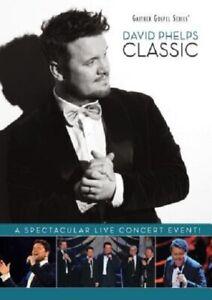 Gaither Gospel Series David Phelps Classic RARE DVD live concert - Sealed