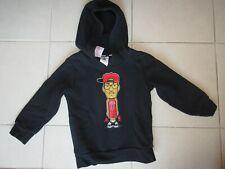 Sweats et vestes à capuche noir adidas pour garçon de 2 à 16