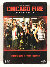 Chicago Fire Saison 1 Coffret DVD