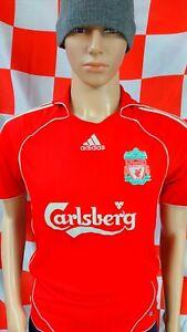 Liverpool Football Club 2006-2008 Original Adidas Football Shirt (Adult Small)