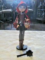 Ever After High Cerise Hood Doll First Chapter