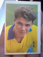 ROGER MAGNUSSON  SWEDEN  SPANISH FOOTBALL CARD  IX MUNDIAL MEXICO 70