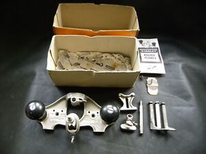 Vintage Boxed Stanley Eng No 71 Router Plane - Complete (640)