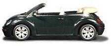 Volkswagen New Beetle Cabrio Alaska Green 1:18 scale diecast by Autoart 79753