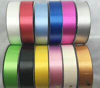 New Ribbon Roll Bow Gift Wrapping Present Party Wedding Decor Bulk