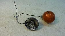 1982 Honda CM450A Hondamatic CM 450 H1206. rear turn signals winkers blinkers