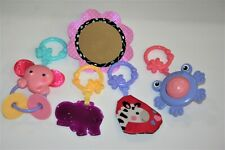 Fisher Price Hanging Toys Replacement Part Lot