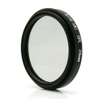 39mm Circular Polarizing CPL Filter for Canon Nikon Sony Samsung Leica Lens