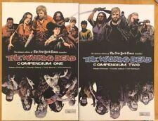 The Walking Dead Compendium Vol 1 & 2 Robert Kirkman Image Comics