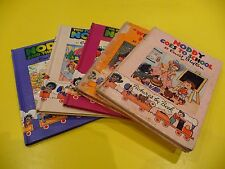 Selection of 5 Noddy books by Enid Blyton
