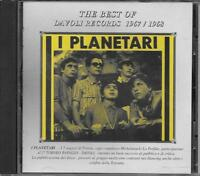 "RARO CD FUORI CATALOGO "" THE BEST OF DAVOLI RECORDS 1967 / 1968 "" I PLANETARI"