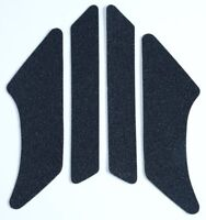 R&G Racing Black Tank Traction Grips for BMW F800ST (2006-2013) - EZRG105BL