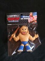 Pro Wrestling Crate Micro Brawlers Hacksaw Jim Duggan WWE WWF NXT AEW WCW NWA