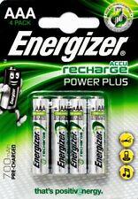 Energizer Power Plus HR03 Micro (AAA)-Akku NiMH 700 mAh 1.2 V 4 St.