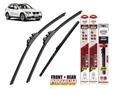 "Mercedes GLA-Class 2013-2015 full set quality windscreen wiper blades 24""19""12"""