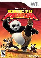 Kung Fu Panda - Nintendo Wii Tested No Manual Free Shipping Rated E Everyone