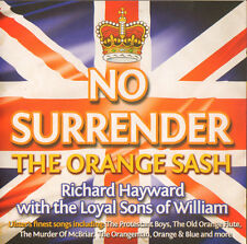 No Surrender The Orange Sash 12th of July Album  Richard Hayward & Loyal Sons