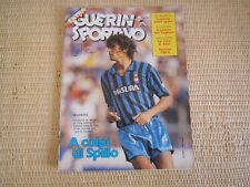 GUERIN SPORTIVO=N°5 1983=LINDA RONSTADT=W.PICKETT=MEN AT WORK=PARIGI DAKAR