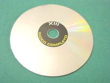 DVD rom gioco XIII tredici 13 ubisoft 2003 PC raro