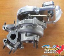 2014-2020 Jeep Ram Turbocharger For 3.0L Diesel Engines New Mopar Oem