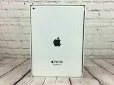 """Véritable Apple Silicone Housse pour IPAD Pro 12.9 """" 1st Gén. - Blanc -"""