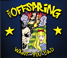 THE OFFSPRING - WANT YOU BAD CD SINGLE 1 TRACK PROMO 2000 EXCELLENT CONDITION