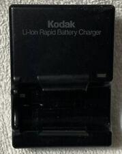 Kodak EasyShare Model K5000 Li-Ion Rapid Battery Charger Tested Works Ships Free