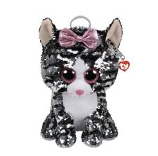 Ty - Kiki Cat - Back Pack - Sequined 95020